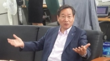"""유정복 인천시장, """"인천 발전과 시민 위해 노력했다"""""""