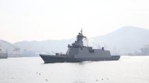[속보]통영서 해군 호위함 '마산함' 폭발 추정 사고…1명 중상