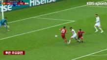 """스페인 코스타 행운의 골, 이란에 진땀승…""""어려운 경기였다"""""""