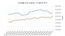 LG그룹株 판도 격변… LG생건이 대장주 올라서나