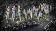 노후아파트 비율 높은 안양, 3850가구 '평촌 어바인 퍼스트' 21일까지 정당계약