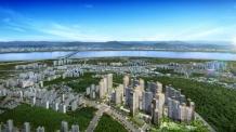 쾌적한 주거환경 '김포 센트럴 헤센', 22일 견본주택 개관