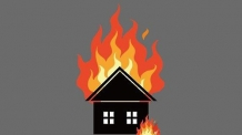 사람잡은 '쓰레기 소각'…들고양이에 불붙어 집으로 번져 70대 숨져