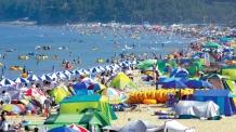 경북 동해안해수욕장 23일부터 개장