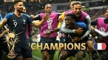20년 만에 월드컵 우승 프랑스, 상금 431억원…한국은 19위 91억원
