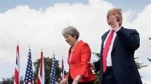 """트럼프 """"EU가 최대 적"""""""