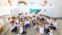 SK 대학생 자봉단 'SUNNY', 전국 10개 지역서 동시 자원봉사