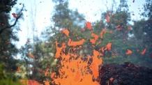 하와이 관광객 보트 덮친 '용암폭탄'…23명 부상