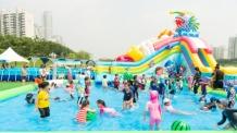 양천구, 7월19일~8월19일 안양천생태공원 어린이물놀이장 무료개장
