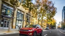 지프의 새로운 컴팩트 SUV '올 뉴 컴패스' 국내 출시