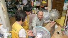 강서구, 취약계층 100가구에 주민 기부로 마련한 선풍기 전달