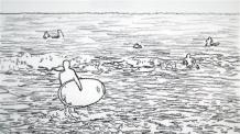 [지상갤러리] 아트 모라, 이가경 개인전 '서핑'