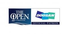 두산, '디오픈 PGA 챔피언십' 9년 연속 후원
