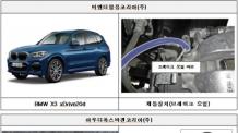 온0600엠) BMW X3ㆍ아우디 A4ㆍ포르쉐 911 등 리콜