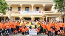 KT UCC, 7년 연속 베트남 글로벌 봉사활동 전개