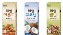 정식품, 더 가벼워진 식물성음료 '리얼 시리즈' 3종