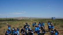 금천구, 몽골 사막으로 청소년자원활동단 파견