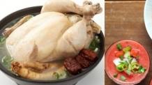중복 무더위 쫓는 '복달임' 음식은…'이열치열' 삼계탕·팥죽-'이한치한' 가스파초