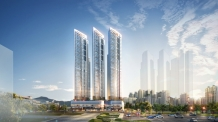 지역 내 랜드마크 프리미엄 누리는 '초고층' 아파트 현대엔지니어링 '힐스테이트 중동' 16일 정계약