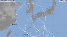 태풍 '솔릭' 22일 日 규슈 찍고 '한반도 관통' 가능성