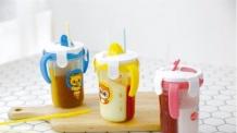 유아용품 대표브랜드 에디슨, 유아 식기 최초 더블 빨대컵 출시