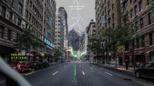 현대차, '車 홀로그램' 전문업체에 전략적 투자…증강현실 내비 개발 착수