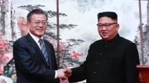 외신, 평양공동선언 긴급타전…'김정은 서울답방' 큰 관심