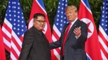 """[평양회담]트럼프 """"김정은 곧 만날 것…北 관련 엄청난 진전 있다"""""""