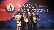 공항철도, 대한민국 고용친화 모범경영 대상 수상
