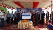 한국에너지공단, 캄보디아 수상가옥 에너지자립 실현…에너지신산업 모델 수출 쾌거