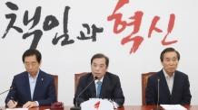 """한국당 """"김대중ㆍ노무현 거금 지원으로 북핵개발 길터줘"""""""