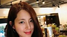 한채아 근황, 임신 8개월 '미모 여전'