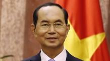 쩐 다이 꽝 베트남 국가주석, 불치질환으로 별세…향년 61세