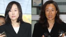 두 번째 석방 조윤선…1년 만에 달라진 모습 before & after