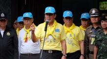 """쿠데타로 4년 집권한 태국 총리 """"정치관심 있다"""" 욕심 비춰"""
