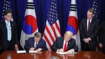文대통령-트럼프, '전략자산 전개비용' 놓고 외교전