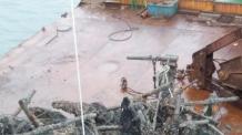 인천 중구, 용유해변 쇠말뚝 제거 완료… 해변 제모습 찾아