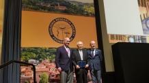상계백병원 척추센터 석세일 교수, 亞 최초 세계척추측만증학회 평생 공로상 수상