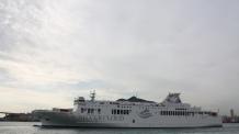 연안여객선 현대화 펀드 1호 선박 떴다…카페리 국내 첫 표준선형