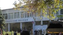 크림반도 폭발테러로 최소 18명 사망…대학생 범행