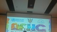 성남시 서태평양지역 건강도시연맹 가입 인증서 받아