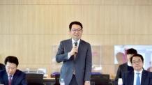 박남춘 인천시장, 인천 항만업단체 대표들과 현장 간담회 가져