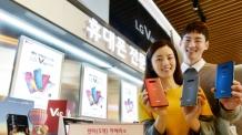 LG V40 씽큐 본격 출격…스마트폰 경쟁 '고삐'