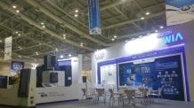 현대위아, 한국국제기계박람회에서 첨단 자동화 시스템 선보여