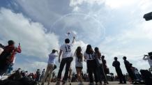 공군, 25~28일 사천에어쇼 개최…블랙이글스 화려한 고난도 공중기동