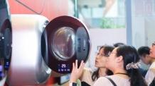대우전자, 中 광군제 기간 벽걸이 세탁기 '미니' 2만 3000대 완판