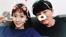 """김성갑 딸 유이 """"아빠 너무 고생하셨어요""""…SK 우승 축하"""