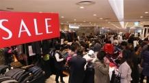 소비자 지갑 열렸다…백화점, 12월보다 11월이 대목