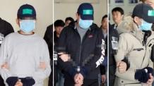 '인천 중학생 폭행 추락사' …가해 중학생 4명 영장심사