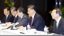 """시진핑 """"한반도 정세 긍정 변화""""…CCTV 보도"""